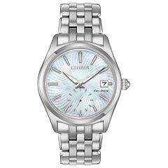 Citizen Eco-Drive Women's Corso Stainless Steel Watch - EV1030-57D