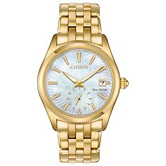 Citizen Eco-Drive Women's Corso Stainless Steel Watch - EV1032-51D