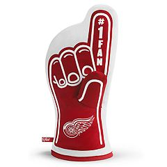 Detroit Red Wings #1 Fan Oven Mitt