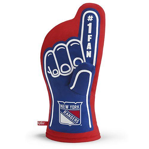 online store 23982 09151 New York Rangers #1 Fan Oven Mitt