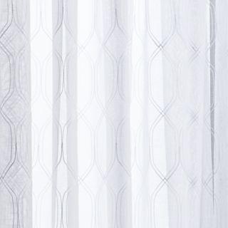 Simply Vera Vera Wang Embroidered 1-panel Sheer Window Curtain