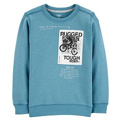 Boys 4-12 Carter's Bicycle Pullover Top