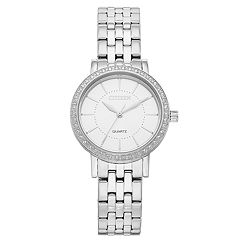 Citizen Women's Crystal Stainless Steel Watch - EL3040-80A