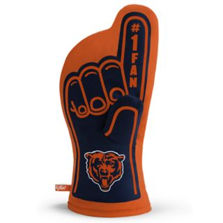 Chicago Bears Number One Fan Oven Mitt
