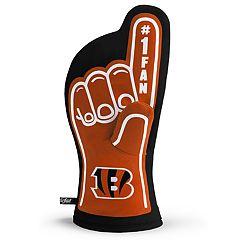Cincinnati Bengals Number One Fan Oven Mitt