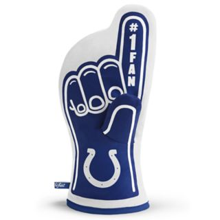 Indianapolis Colts Number One Fan Oven Mitt