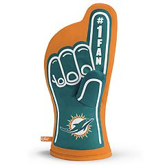 Miami Dolphins Number One Fan Oven Mitt