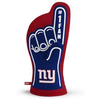 New York Giants Number One Fan Oven Mitt