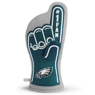 Philadelphia Eagles Number One Fan Oven Mitt