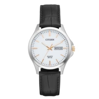 Citizen Men's Leather Watch - BF2009-11A