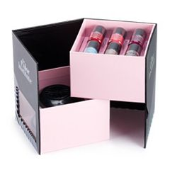 The Color Institute 6-Piece Nail Polish & Dryer Set