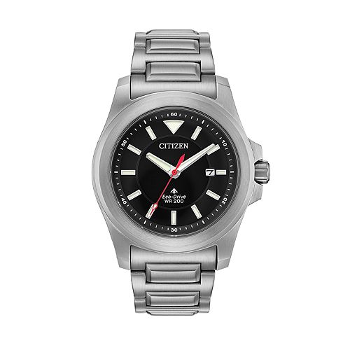 Citizen Eco-Drive Men's Promaster Stainless Steel Diver Watch - BN0211-50E