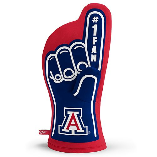 Arizona Wildcats Number One Fan Oven Mitt