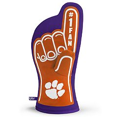 Clemson Tigers Number One Fan Oven Mitt
