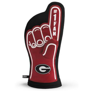 Georgia Bulldogs Number One Fan Oven Mitt