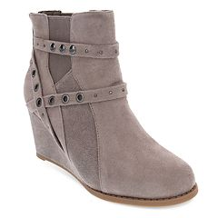 Rampage Helper Women's Wedge Ankle Boots
