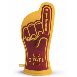 Iowa State Cyclones Number One Fan Oven Mitt