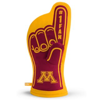 Minnesota Golden Gophers Number One Fan Oven Mitt