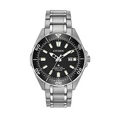 Citizen Eco-Drive Men's Promaster Super Titanium Diver Watch - BN0200-56E