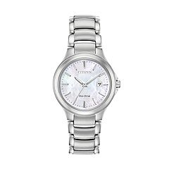 Citizen Eco-Drive Women's Stainless Steel Watch - EW2520-56Y