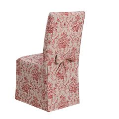 Kathy Ireland Chateau Dining Room Chair Slipcover