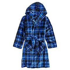 Boys 4-14 Cuddl Duds Robe