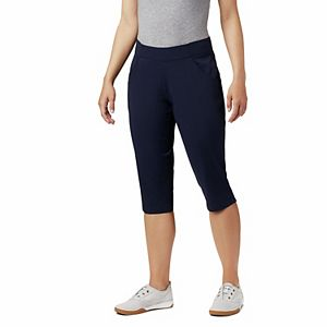 Women's Columbia Anytime Casual Pull-On Capri Pants