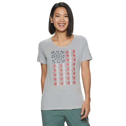 Women's Show Your Flag Graphic Tee