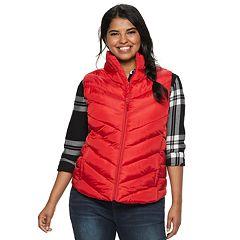 1053049e72e Juniors  Plus Size SO® Puffer Vest