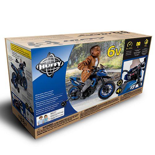 Huffy 6V Motorcycle