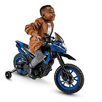 Deals on Huffy 6V Kids Electric Battery-Powered Ride-On Motorcycle