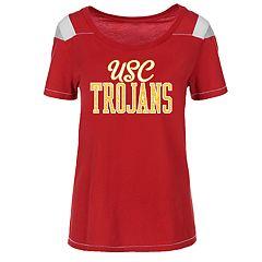 Women's USC Trojans Flapper Tee