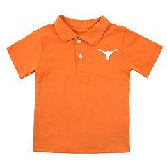 Toddler Texas Longhorns Polo