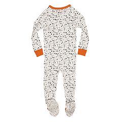 Baby Texas Longhorns Footed Bodysuit