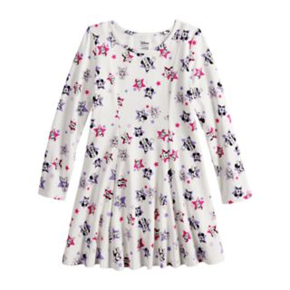 Disney's Mickey Mouse & Friends Girls 4-10 Star Print Dress by Jumping Beans®