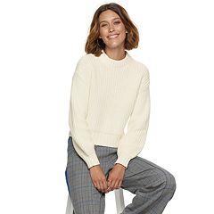 Women's POPSUGAR Colorblock Crewneck Sweater