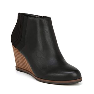 95c185870e6 Dr. Scholl s Parler Women s Wedge Ankle Boots