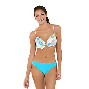 Mix and Match Push-Up Underwire Bikini Top