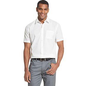 Men's Van Heusen Air Textured Button-Down Shirt