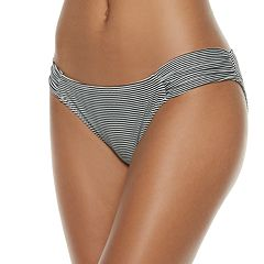 Mix and Match Ruched Bikini Bottoms