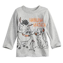 Disney's The Lion King Baby Boy 'Hakuna Matata' Graphic Tee by Jumping Beans®
