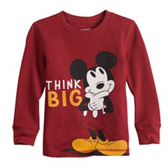 Disney's Mickey Mouse Baby Boy Thermal Graphic Tee by Jumping Beans®