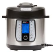 Power Quick Pot 6-qt. Pressure Cooker As Seen on TV