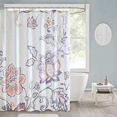 510 Design Gratia Floral Shower Curtain