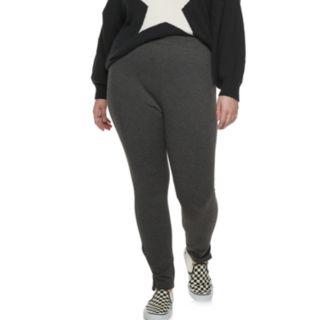 Plus Size POPSUGAR Essential Pull-On Leggings