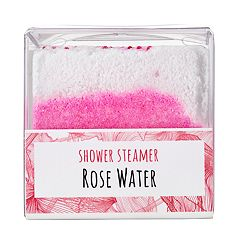 Fizz & Bubble Rose Water Shower Steamer
