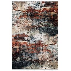 Concord Global Olympus Deco Abstract Rug