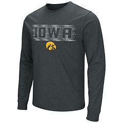 Men's Iowa Hawkeyes Graphic Tee