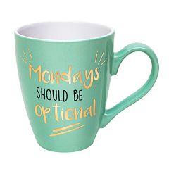 Enchante Mondays Should Be Optional Mug