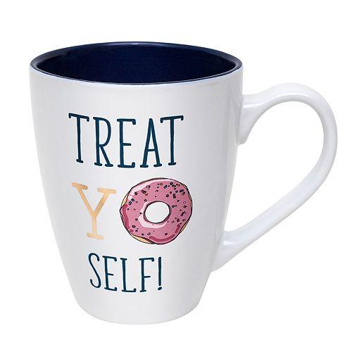 Enchante Treat Yo Self Mug